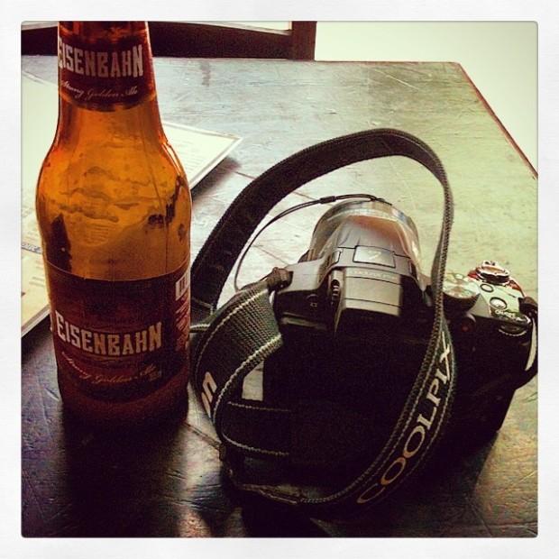 Eisenbahn Red Ale - Para quem gosta de cervejas com sabor. Indústria brasileira, de Santa Catarina.