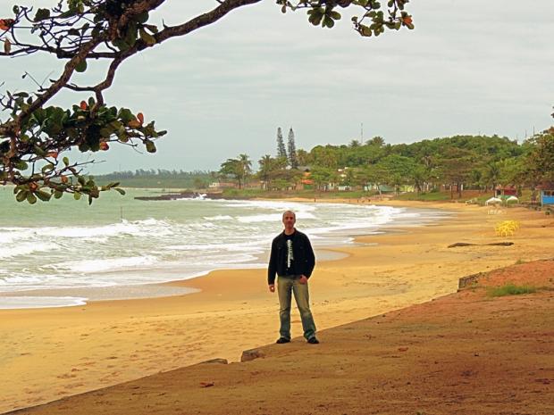 Praia Ponta de Ubú e Fabiano