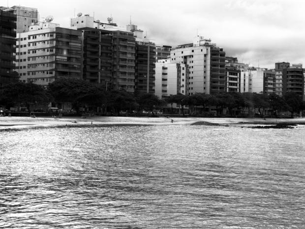 Vista da Praia do Meio