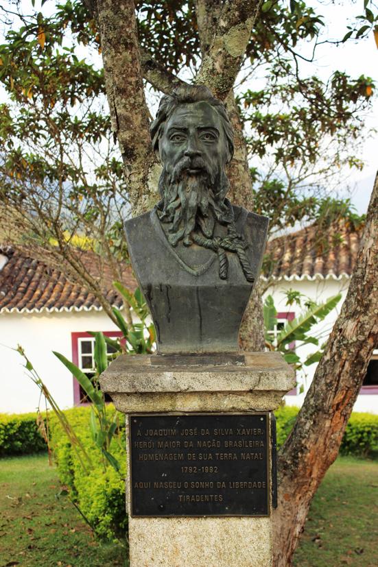 Busto de Tiradentes
