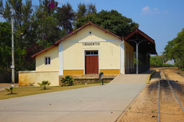 Estação de Trem de Tiradentes