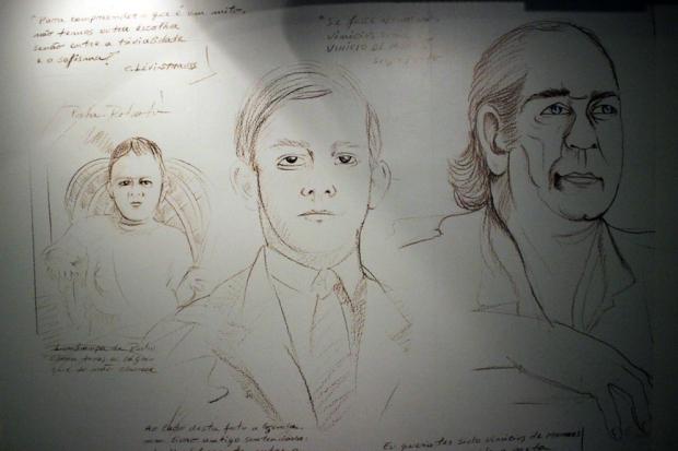 A vida documentada de Vinícius de Moraes