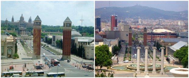 Collage Espanya