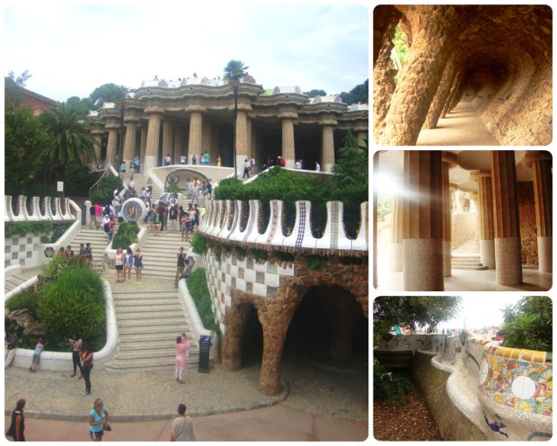 Collage guell