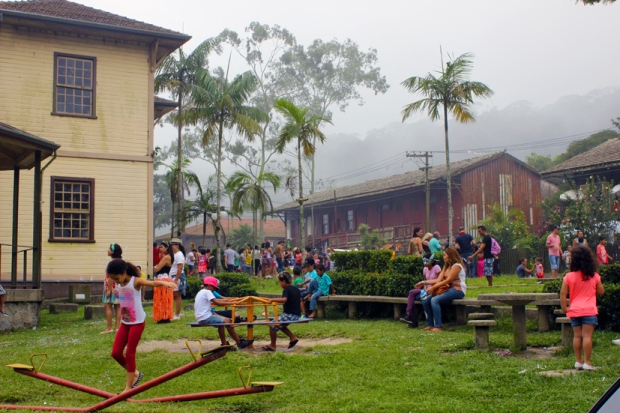 Carnaval e crianças
