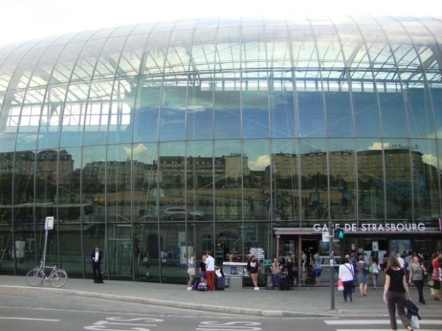 Estação de trem de Strasburg