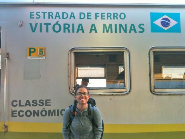 Vitória a Minas