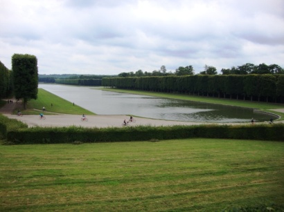 Grande Canal, Bacia da Ferradura