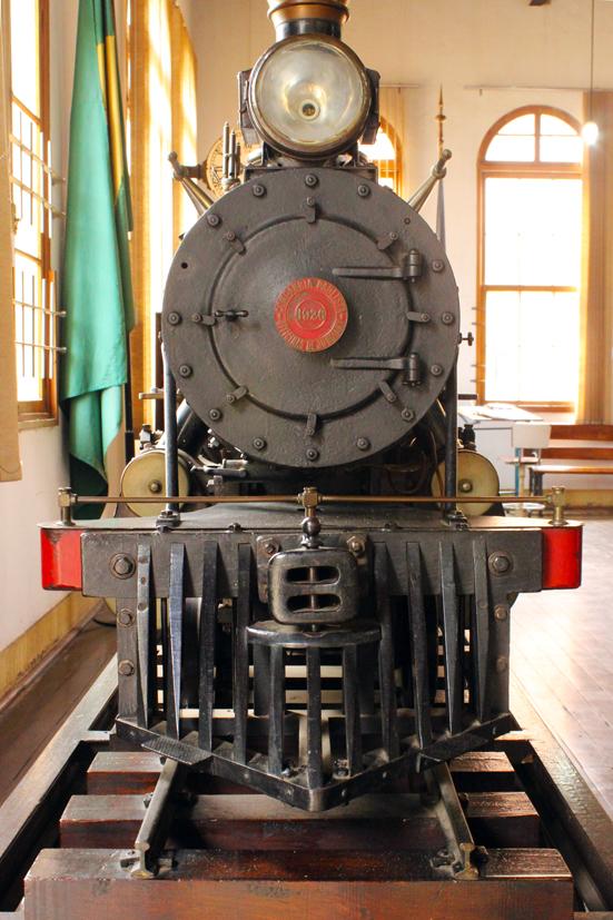maquete trem museu jundiai