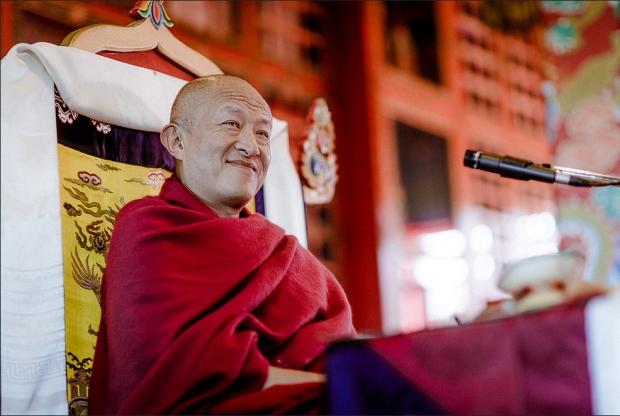 monge Chagdud-Gonpa-Khadro-Ling