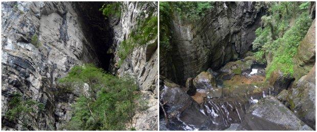 caverna saida bussola quebrada