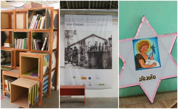 biblioteca festa junina vila itororo