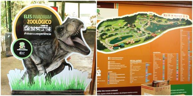 dinossauro zoologico