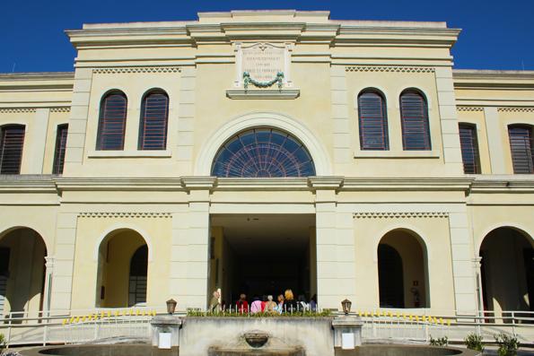 Museu da Imigração, na Mooca.