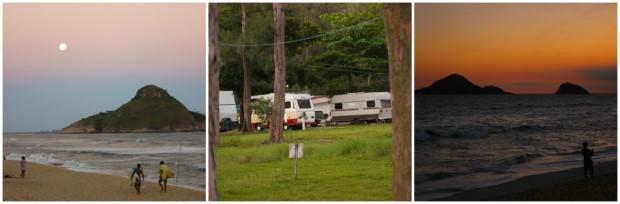 Praia da Macumba Trailers