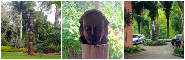 Esculturas Burle Marx