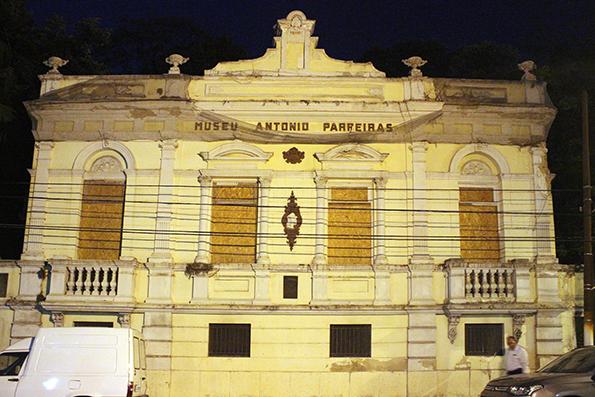 Museu Antônio Parreiras. Espero que reabra logo!