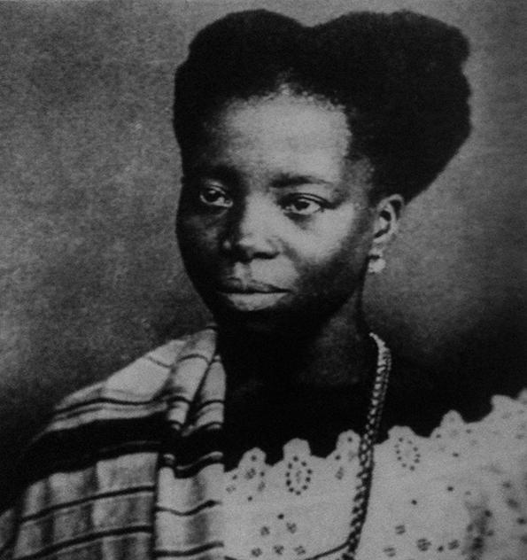 Tia Ciata, mulher, negra, mãe de santo e do samba carioca!