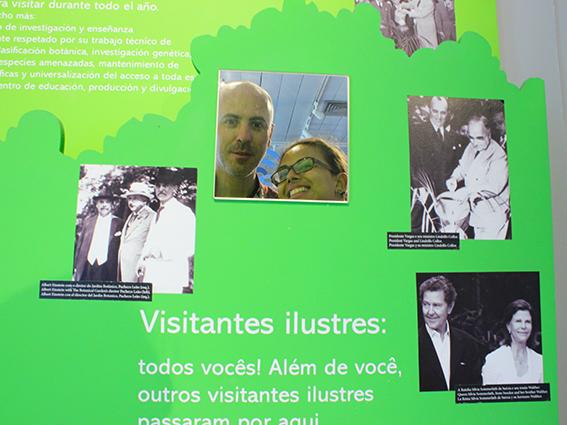 Uma escultura decorativa que remete ao quadro de Henry Matisse