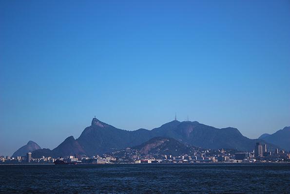 Vista do Rio de Janeiro a partir de Niterói