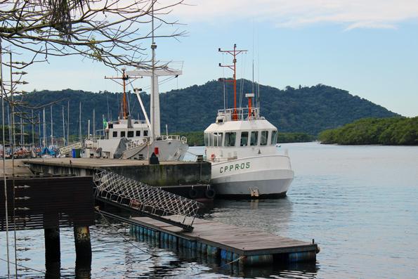 marinha-Paranagua