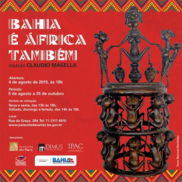 bahia é africa