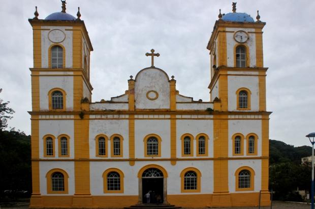 Igreja Matriz de São Francisco do Sul - Nossa Senhora da Graça.