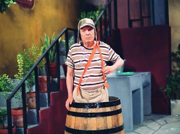 Chaves no Memorial da América Latina