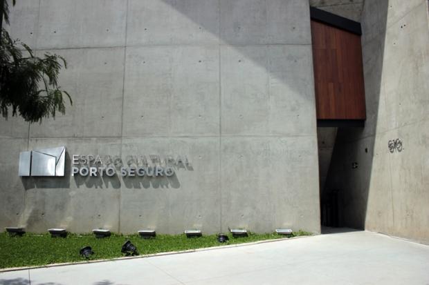 entrada espaco cultural porto seguro