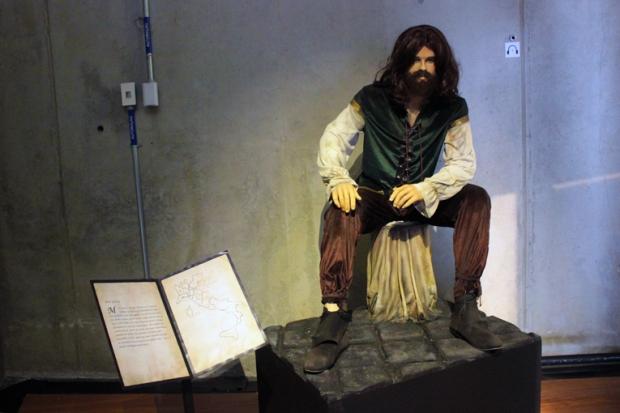 giorgio vasari guia exposicao grandes mestres