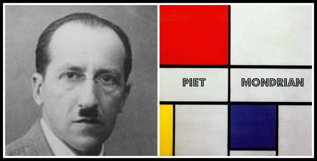 Piet Mondrian no CCBB/SP