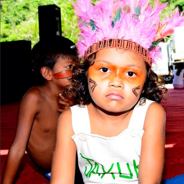 aldeias-marica indios india menina