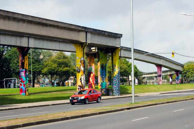 monotrilho Porto Alegre Bussola Quebrada