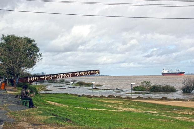 Parque Harmonia Guaiba Porto Alegre Bussola Quebrada