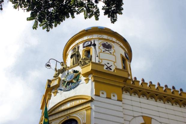 Quartel General Forcas Armadas Sul Porto Alegre Bussola Quebrada