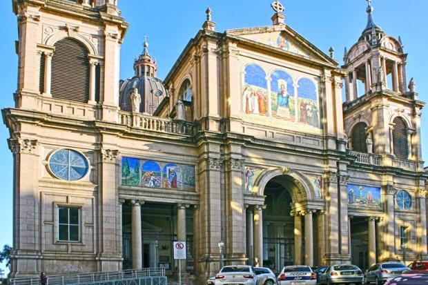 Catedral Metropolitana Porto Alegre Bussola Quebrada
