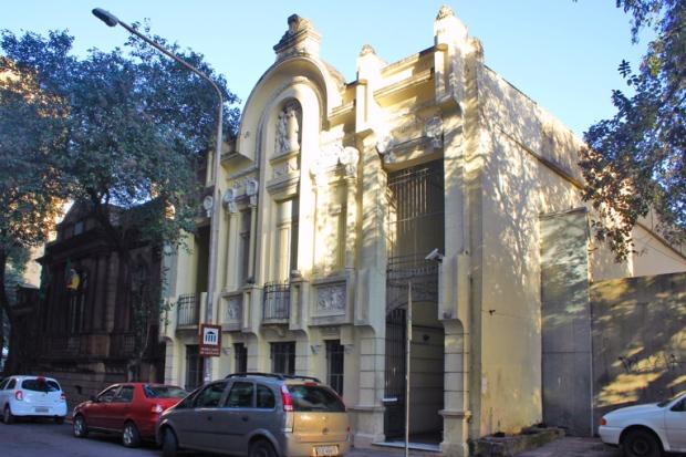 Museu Júlio de Castilhos - Porto Alegre - Rio Grande do Sul.