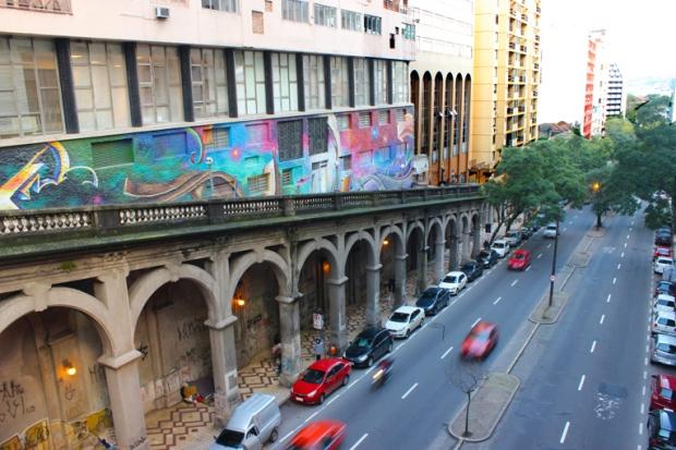 Palacinho Porto Alegre Bussola Quebrada