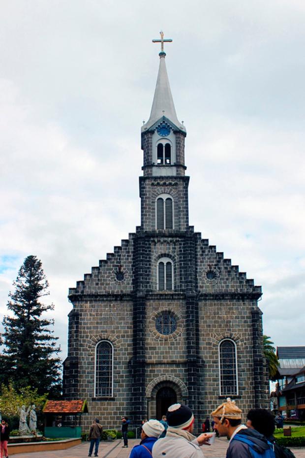 Gramado Igreja Matriz de São Pedro