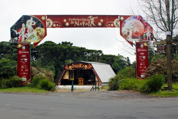 fantastica Fabrica de Natal Gramado
