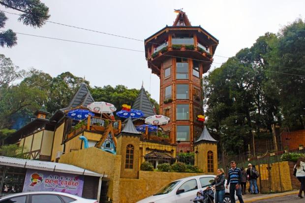 Torre da Rapunzel Gramado