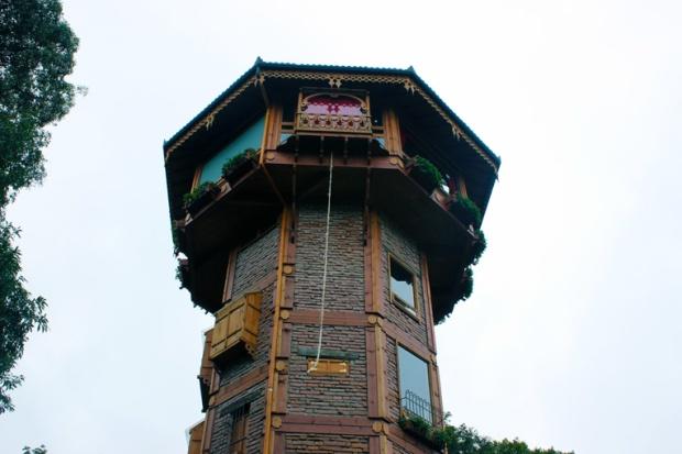 quarto da Rapunzel Gramado