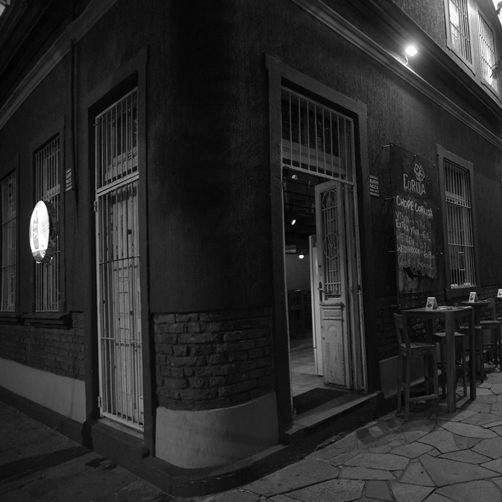 A Toca da Coruja, na Cidade Baixa, em Porto Alegre.