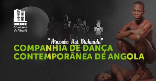 dança de angola