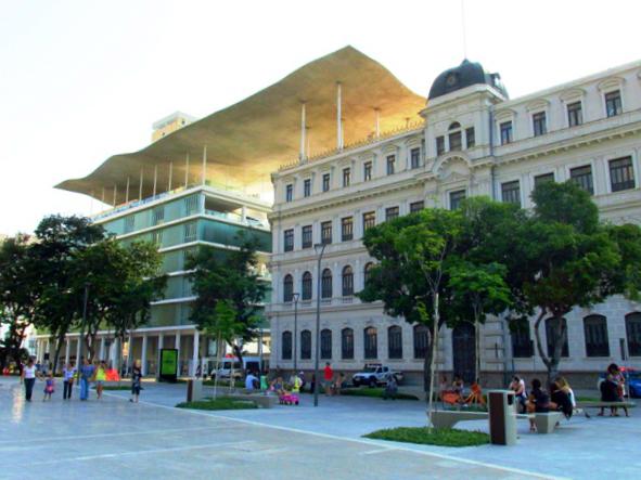 O museu de arte do rio