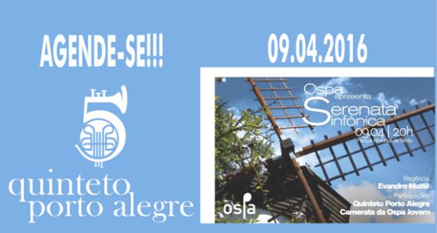 OSPA-serenata sinfônica
