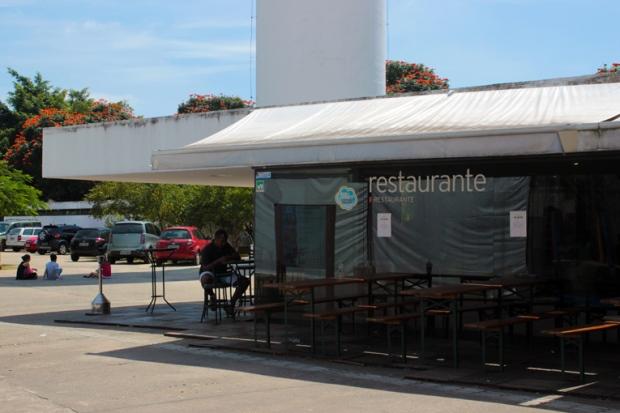 restaurante Memorial da America Latina