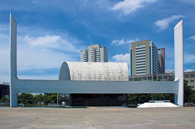Salao de Atos Tiradentes Memorial da America Latina (2)