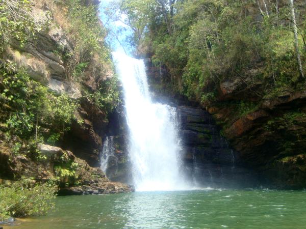 cachoeira indaiá Brasília Formosa Goiás