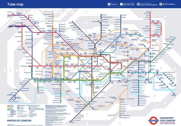 mapa-do-metrô-de-londres